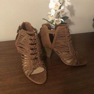🆕 NIB Cognac Dress Sandal